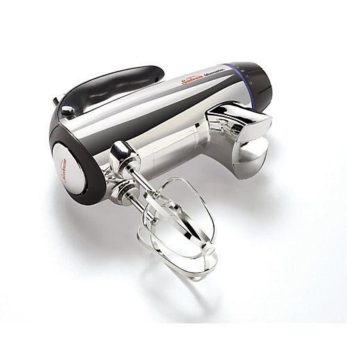 Batteur sur socle MixMaster Sunbeam de 3,8 litres, à 12 vitesses (chromé)