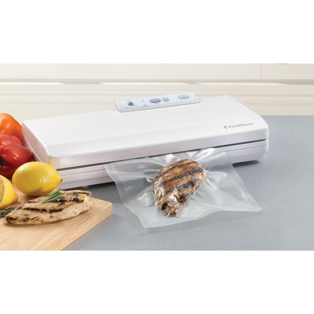 Foodsaver Soude-sac V2040 FoodSaver (blanc)