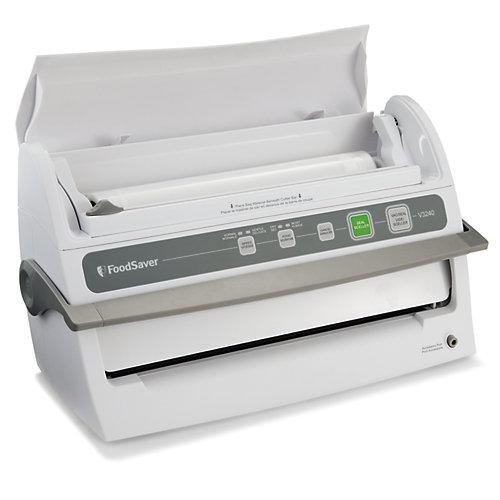 V3240 Automatic Vertical Vacuum Sealer (White)