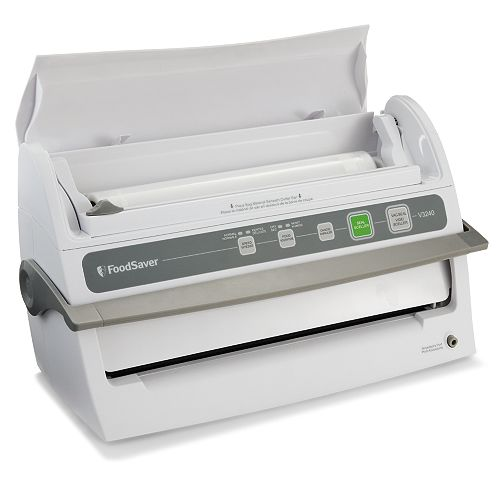 V3240 Automatic Vertical Vacuum Sealer (White)