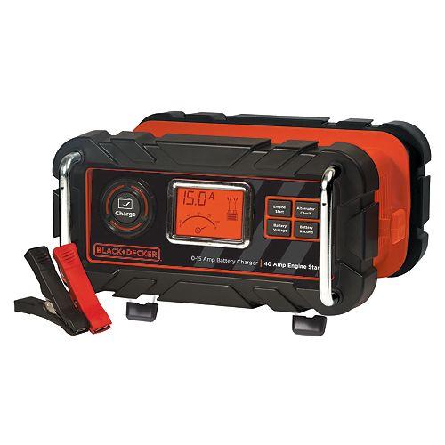 Chargeur de batterie 15A
