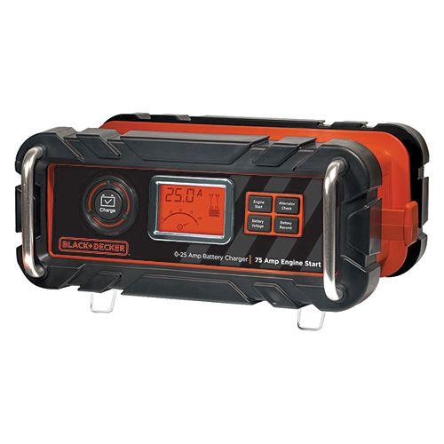 Chargeur de batterie 25A
