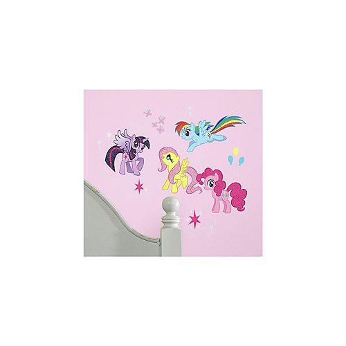 Stickers Muraux My Little Pony