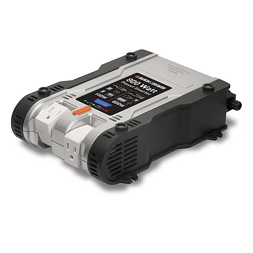 BLACK+DECKER 800W power inverter