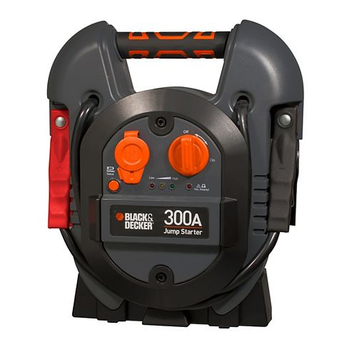 300 Amp portable jump starter