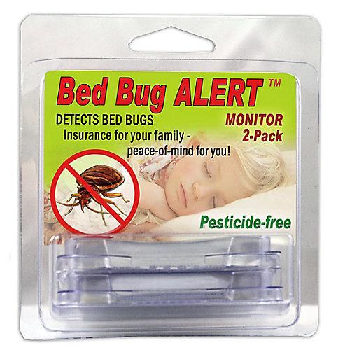 Bedbug Alert Monitor - 2pk
