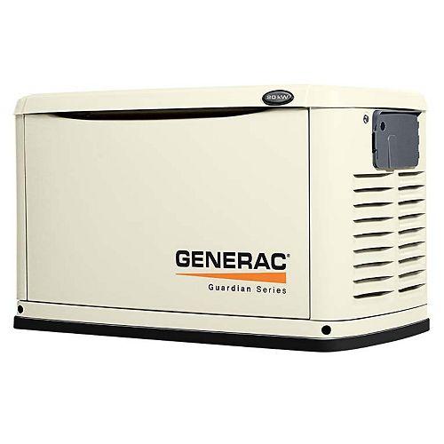 20,000-Watt Air Cooled Automatic Standby Generator