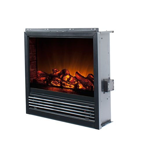 FPE-591-F Electric Fireplace Insert