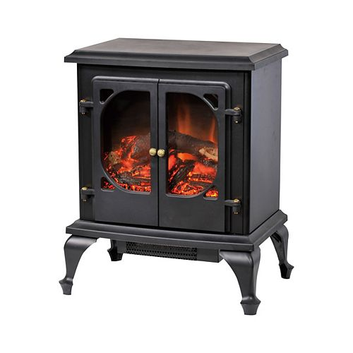FPE-300-F Free Standing Electric Fireplace