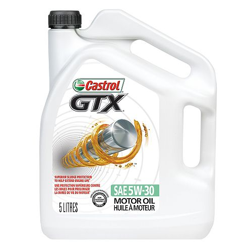 Castrol GTX 5w30 5L Conventional Engine Oil