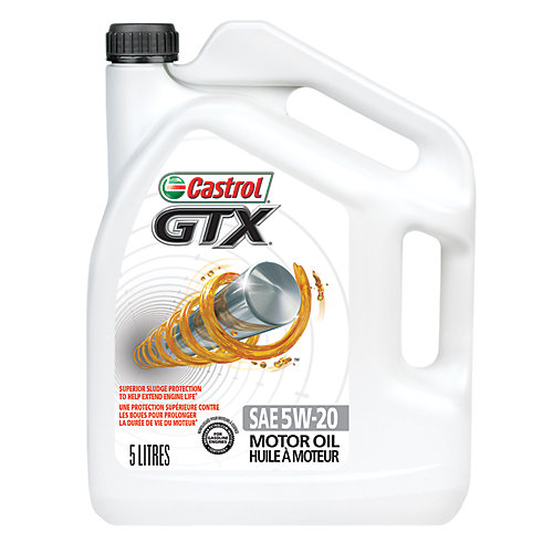 GTX 5w20 5L Conventional Engine Oil