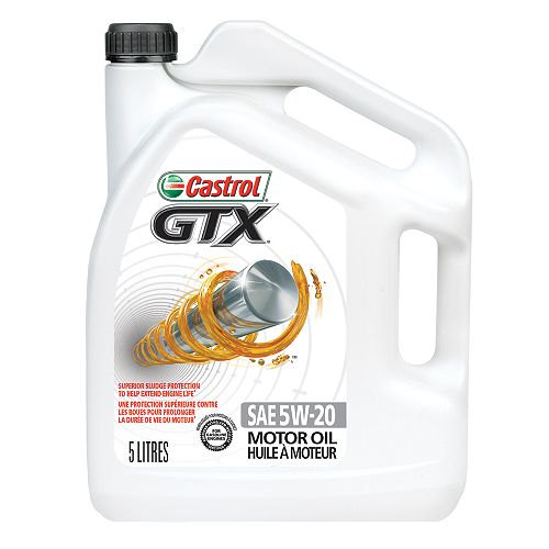 GTX 5w20 5L Conventional Engine Oil