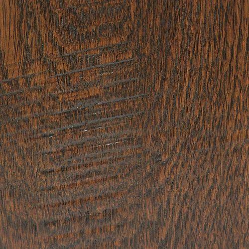Burnt Umber Oak Engineered Hardwood Flooring (Sample)