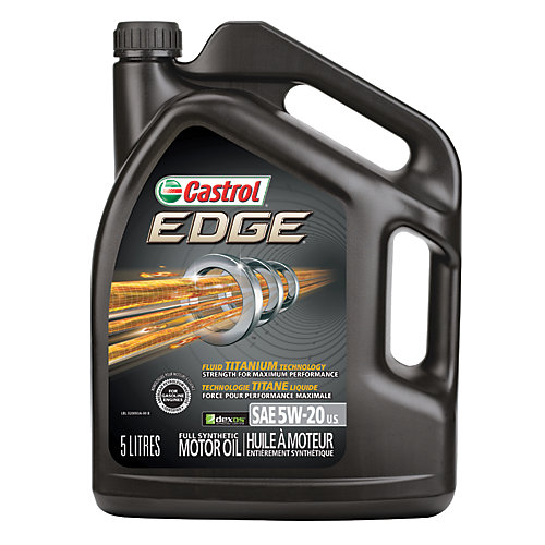 EDGE SPT 5w20 5L SYNTHETIC OIL