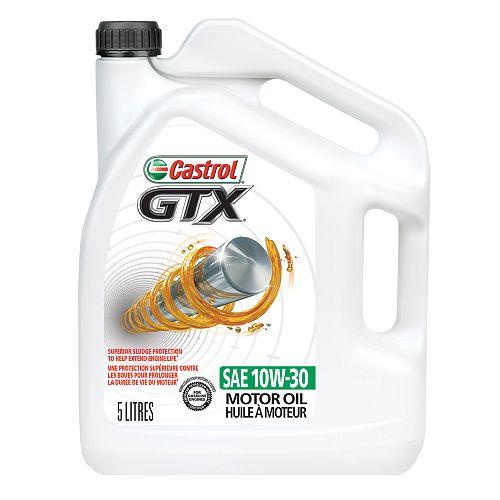 GTX 10w30 5L Conventional Engine Oil