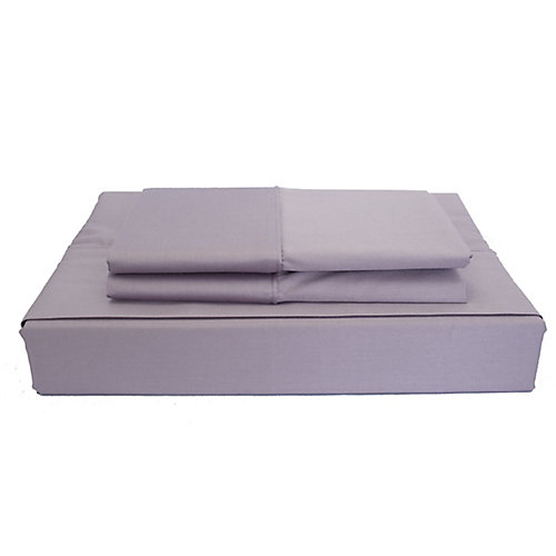 230TC Maxwell Sheet Set, Purple, Double