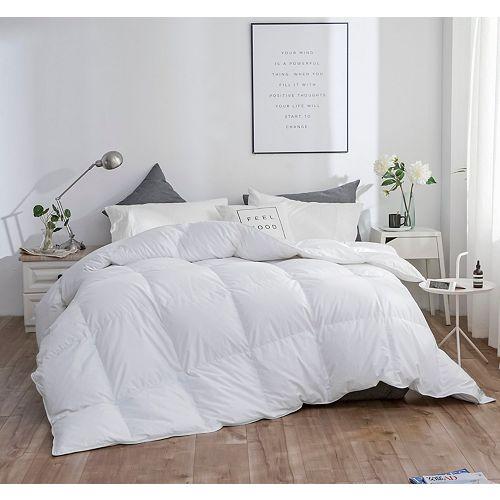 233FP couette de duvet, d'été, grand lit 25
