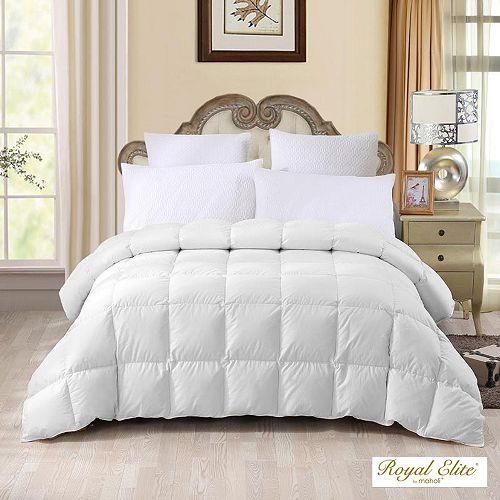 400FP couette de duvet, d'hiver, grand lit
