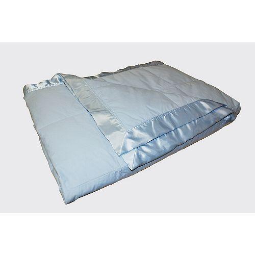 Couverture de duvet, D'hiver, grand lit, Blue