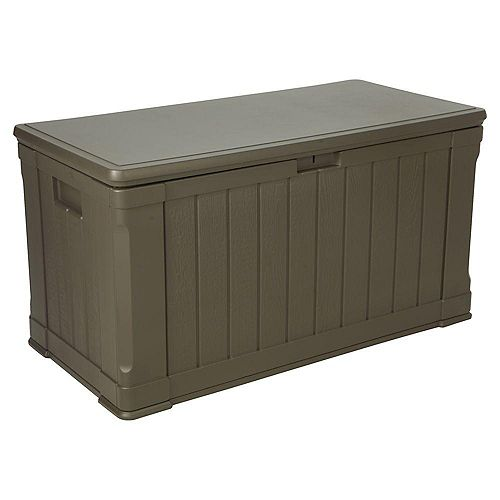 Heavy-Duty Outdoor Storage Deck Box 116 Gallons (439,1 L) / 15.5 ft3