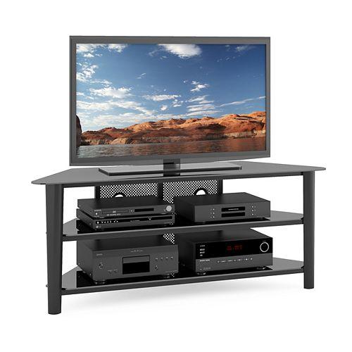 Alturas 60-inch x 24-inch x 18.5-inch TV Stand in Black