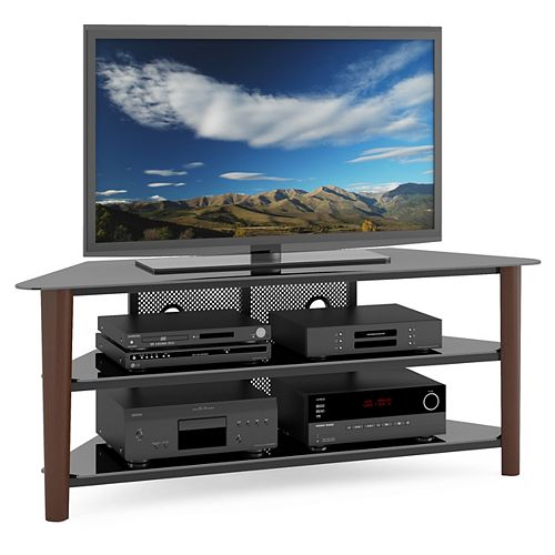 Alturas 60-inch x 24-inch x 18.5-inch TV Stand in Brown