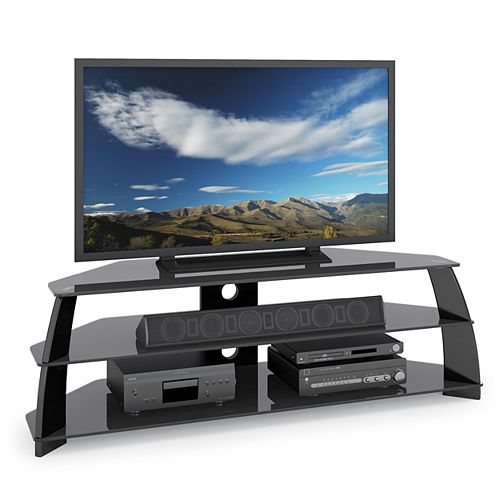 Taylor 65-inch x 20-inch x 21.5-inch TV Stand in Black