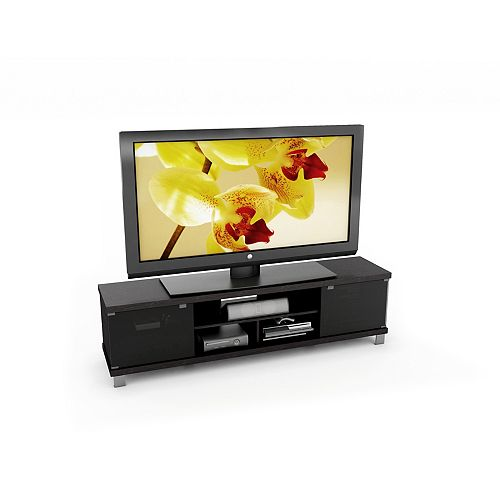 Holland 70.75-inch W Entertainment Centre in Ravenwood Black