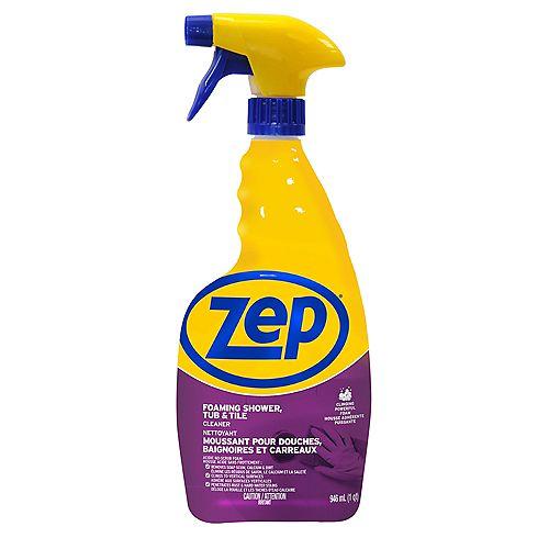 Nettoyant Power Foam pour baignoires et carrelages, 946 ml
