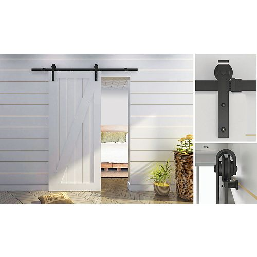 Barn Door Hardware Door Hardware The Home Depot Canada