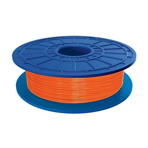 PLA 3D Filament in Orange