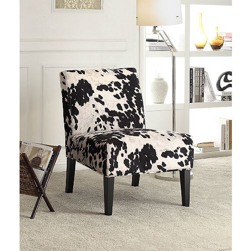 Angus Accent Chair Black