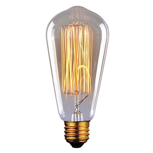 Canarm ampoule à filament bulbe 60W