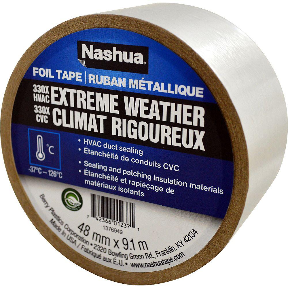 Nashua Tape 48mm x 9.1m 330X CVCA Climat Rigoureux