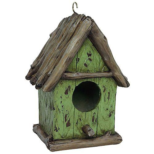 9-inch Decor Birdhouse