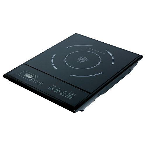 Table de cuisson à induction à brûleur unique Total Chef