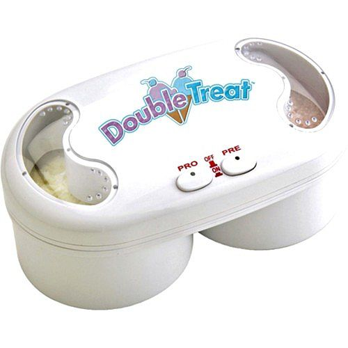 FT02G Double Treat Ice Cream Maker-Gift
