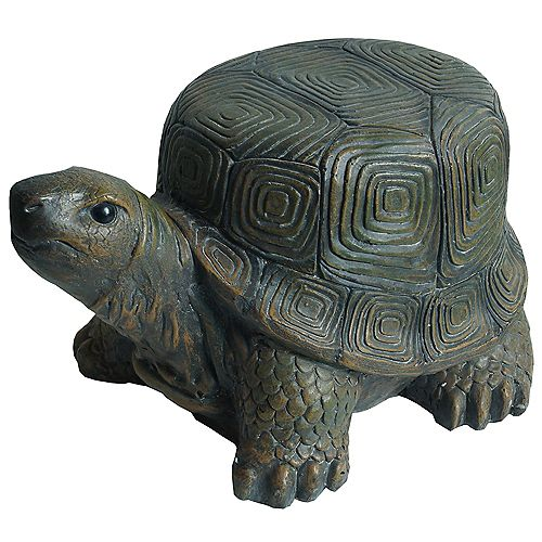 Turtle Stool Statue