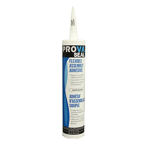 SEAL SILICONIZED SEALANT - USED WITH WATERPROOFING BOARD