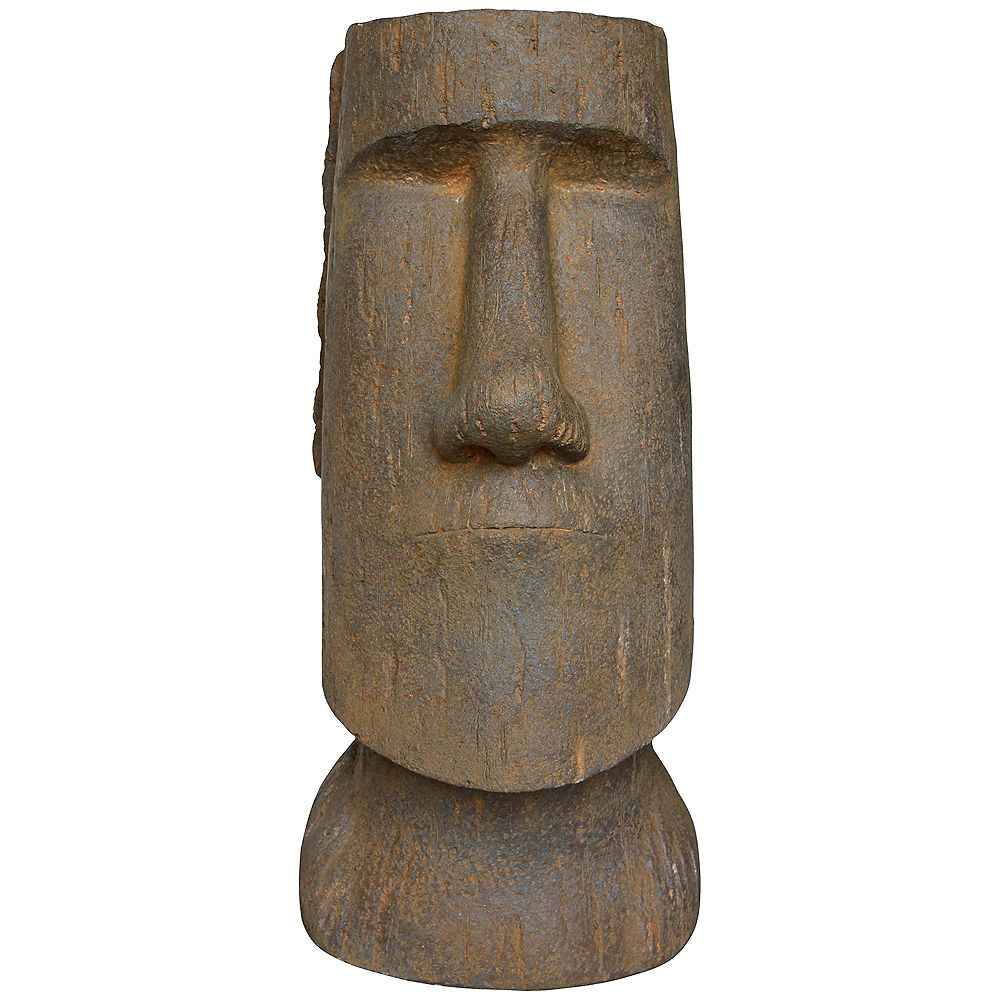 Angelo Décor 36-inch Rapa Nui Grande Statue