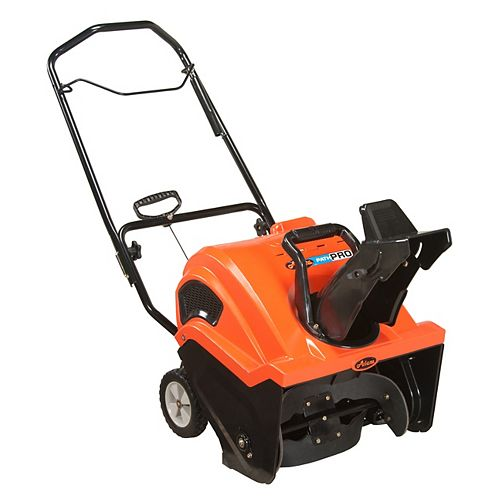 Path Pro 21-inch Single Stage 120V Electric Start Snowblower with 208cc Ariens AX Engine & Manual Chute
