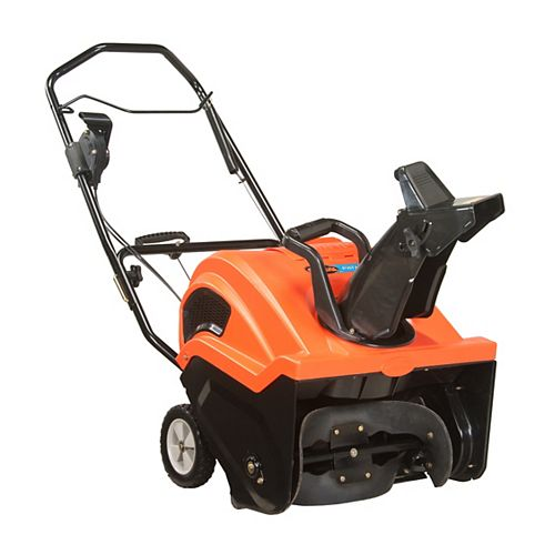Path Pro 21-Inch, Single Stage, 120V Electric Start Snowblower with 208cc Ariens AX Engine, Remote Chute
