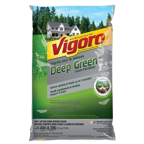 Vigoro Deep Green Fertilizer 400m2