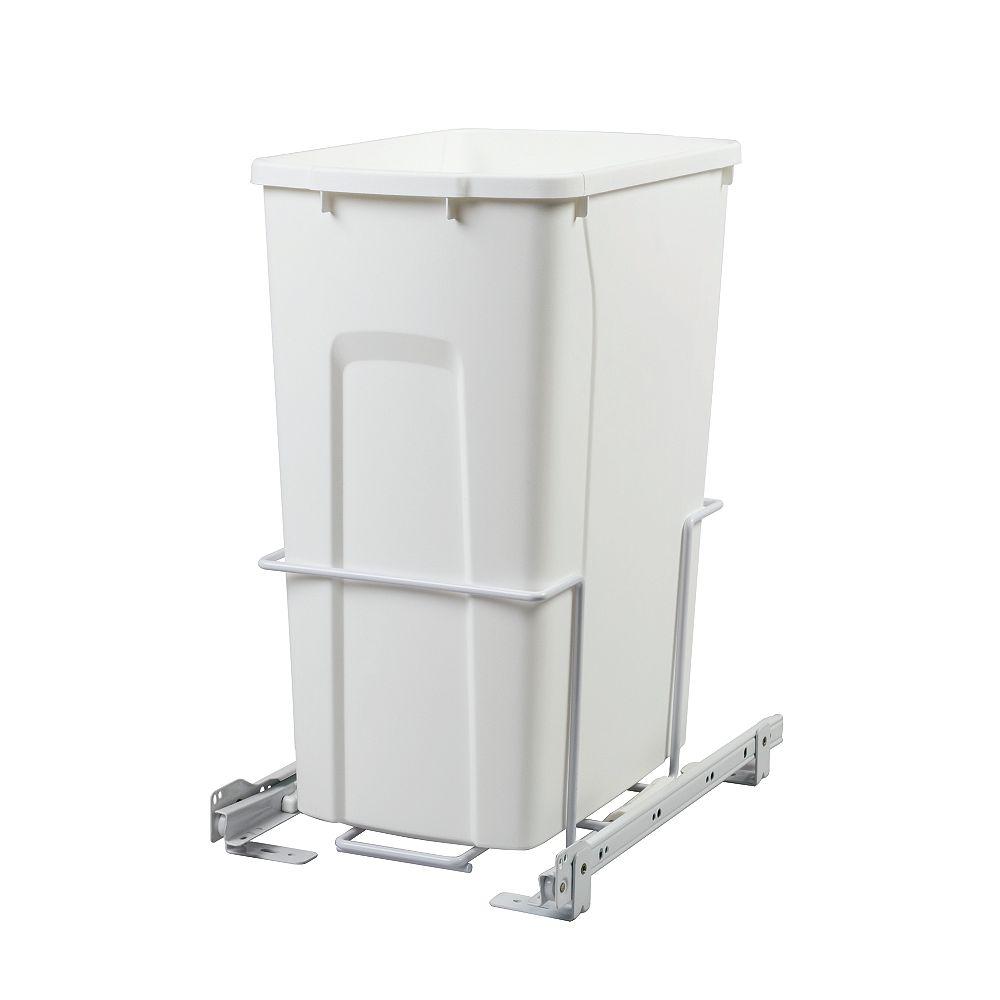Real Solutions 29QT Slide-Out Waste Bin