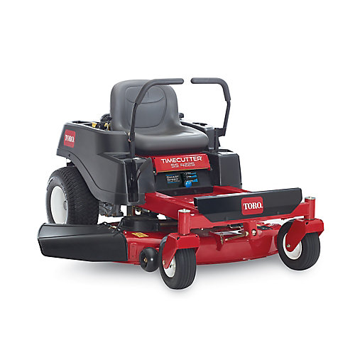 TimeCutter SS4225 42-inch 22 HP Zero-Turn Riding Mower with Smart Speed