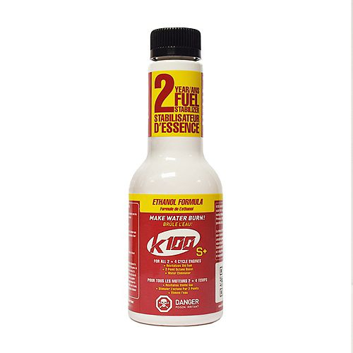 S+ 2 Year Fuel Stabilizer Treatment for All 2 Cycle and 4 Cycle Engines