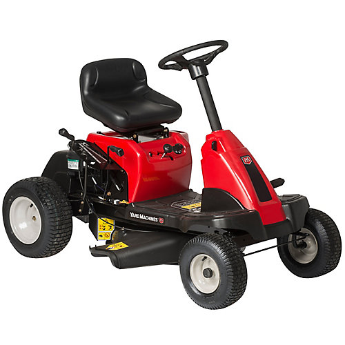 24-inch Rear Engine Lawn Tractor - 196cc Engine