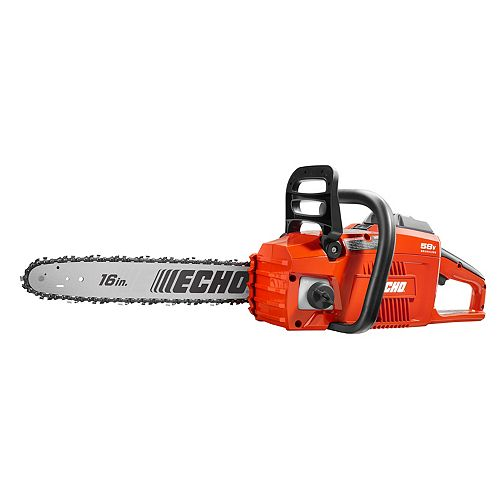 16-inch 58V Brushless Lithium-Ion Cordless Chainsaw w/ 4.0 Ah Battery and Charger