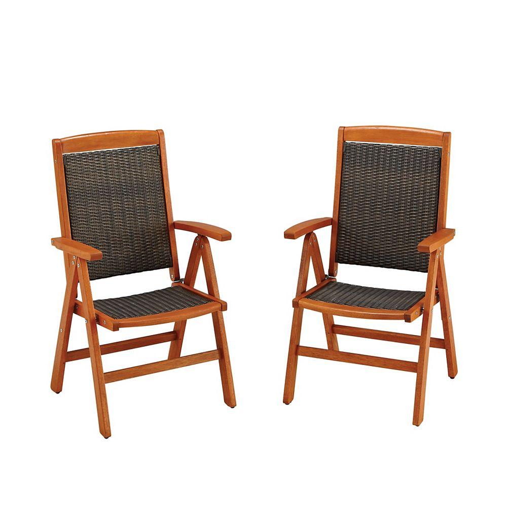 Bali Hai Patio Dining Chair (2-Pack)