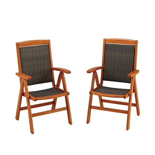Patio Dining Chair (2-Pack)